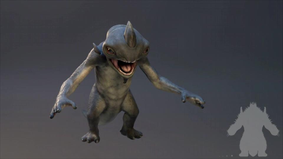 Help Creature Ph2 2