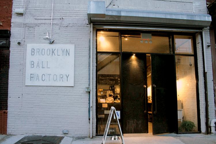 Brunch Brooklyn Ball Factory 1