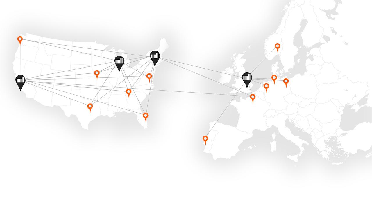 Remote Grading Map