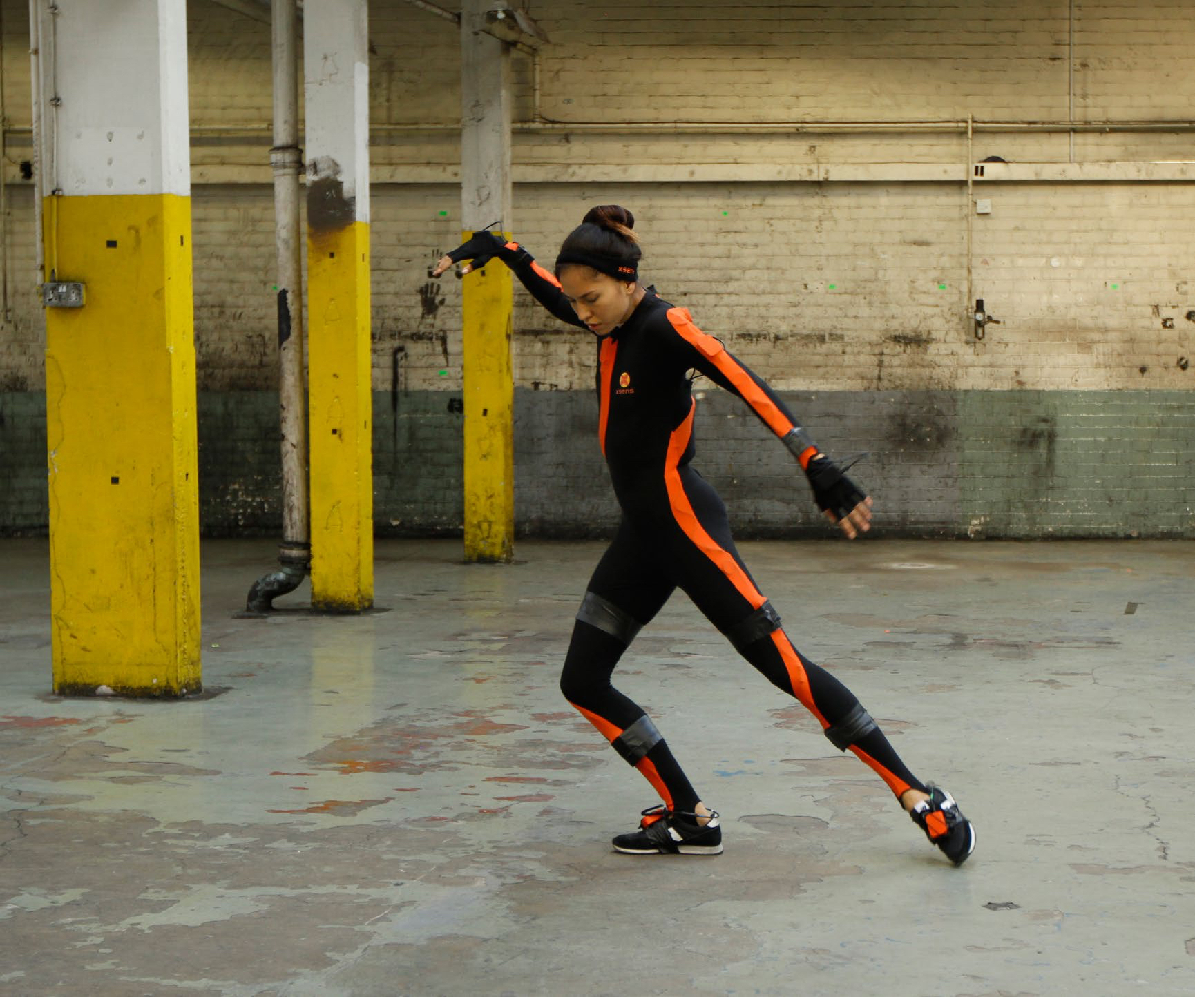 Image 5 Motion Capture Suit