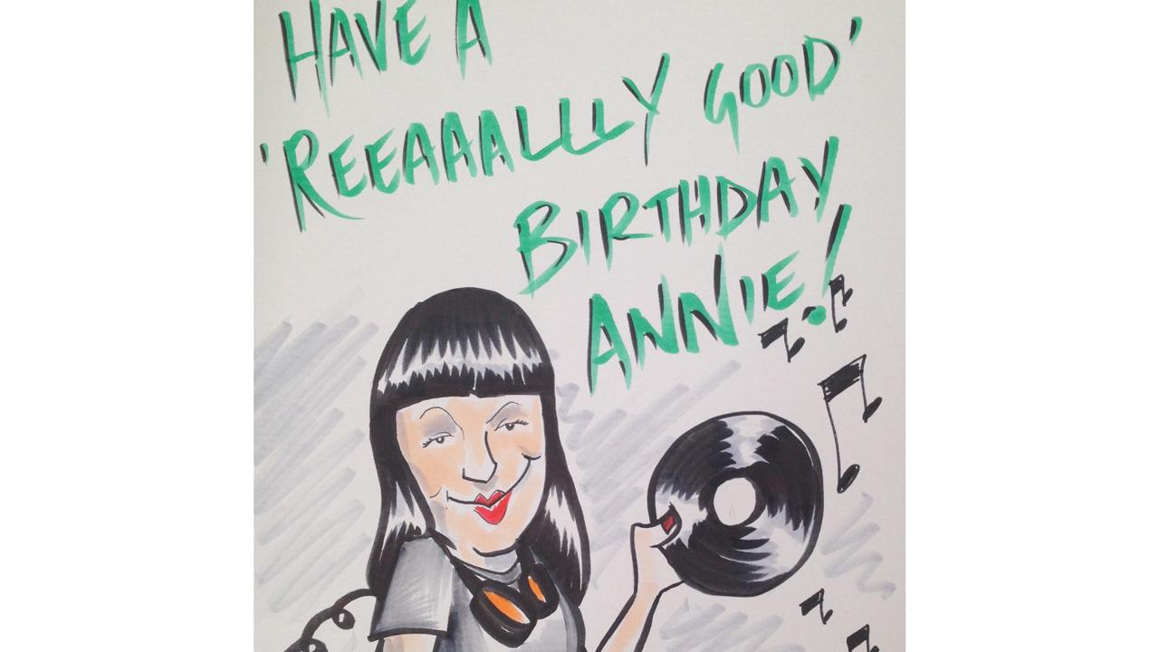 Annie Simon D